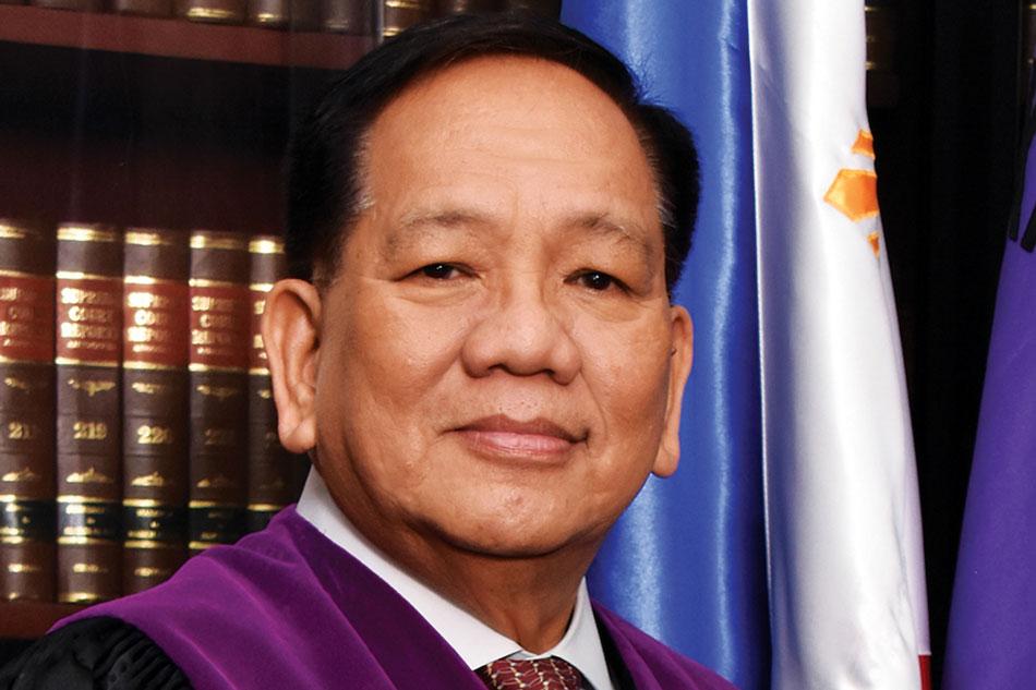 Diosdado Peralta itinalaga bilang bagong Chief Justice
