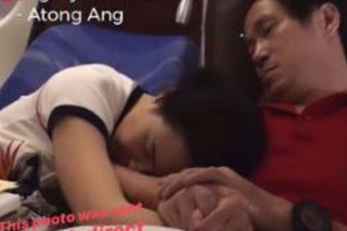 Atong Ang explains why he, not Tonyboy, was beside Gretchen on flight in viral 'sleeping' photo
