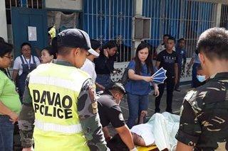 Bata, sugatan matapos lumiyab ang costume sa paaralan sa Davao