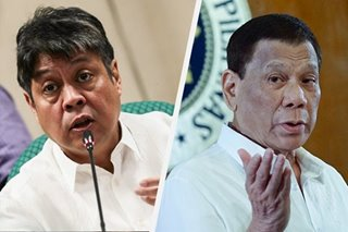 Pangilinan hits Duterte: Martial law won't solve insurgency during COVID-19 crisis