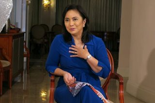 Robredo: China must recognize PH 'ownership' before joint exploration