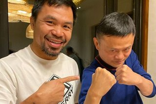 Boxing: Pacquiao – and Jack Ma – send message to Floyd