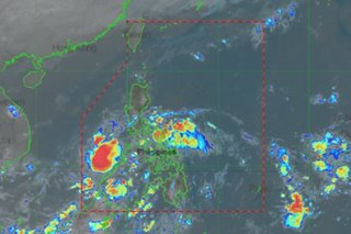 Rains expected as brewing storm crosses central Philippines