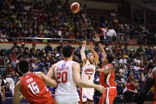 PBA: Tenorio waxes hot, as Ginebra rolls to fourth straight win