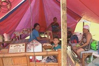 Mga kumot, kulambo kailangan ng mga nasalanta ng lindol sa Mindanao