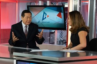 Carpio shares ways for ASEAN to deal with Chinese intimidation in South China Sea