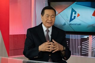 'Not my cup of coffee': Carpio rules out run for public office
