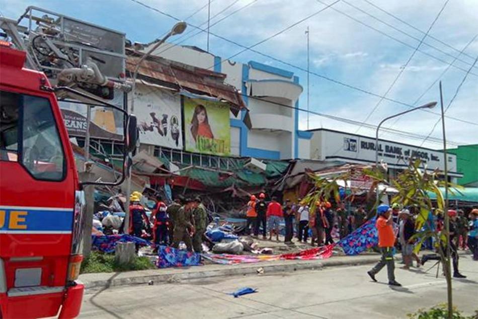 SLIDESHOW: Halloween temblor rocks Mindanao 4