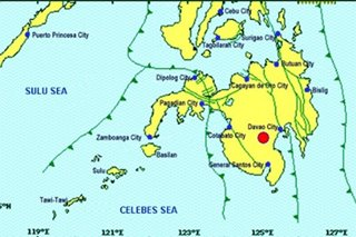 Magnitude 4.2 aftershock strikes quake-hit Mindanao areas