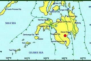 Magnitude 5 quake off Cotabato town rattles Mindanao anew