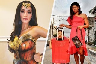 IN PHOTOS: Celebrities dress up for Halloween 2019