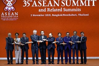 ASEAN nagkasundo na isulong ang South China Sea code of conduct