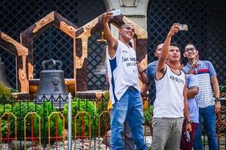 Balangiga selfie