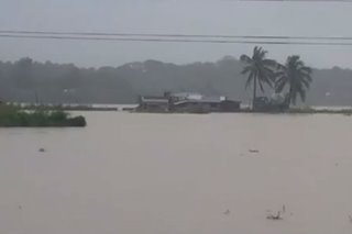 3 dead as rains swamp Cagayan: governor