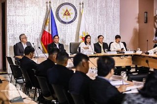 In first meeting with ICAD, Robredo seeks end to senseless killings in drug war