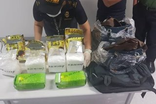 Pinay nabbed at NAIA for smuggling P40.8-M worth of shabu