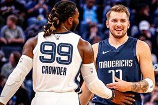 NBA: Doncic shines again as Mavs cruise by Grizzlies