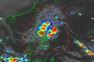 Tropical Storm Ramon slightly slows down; Signal No. 2 up in Catanduanes