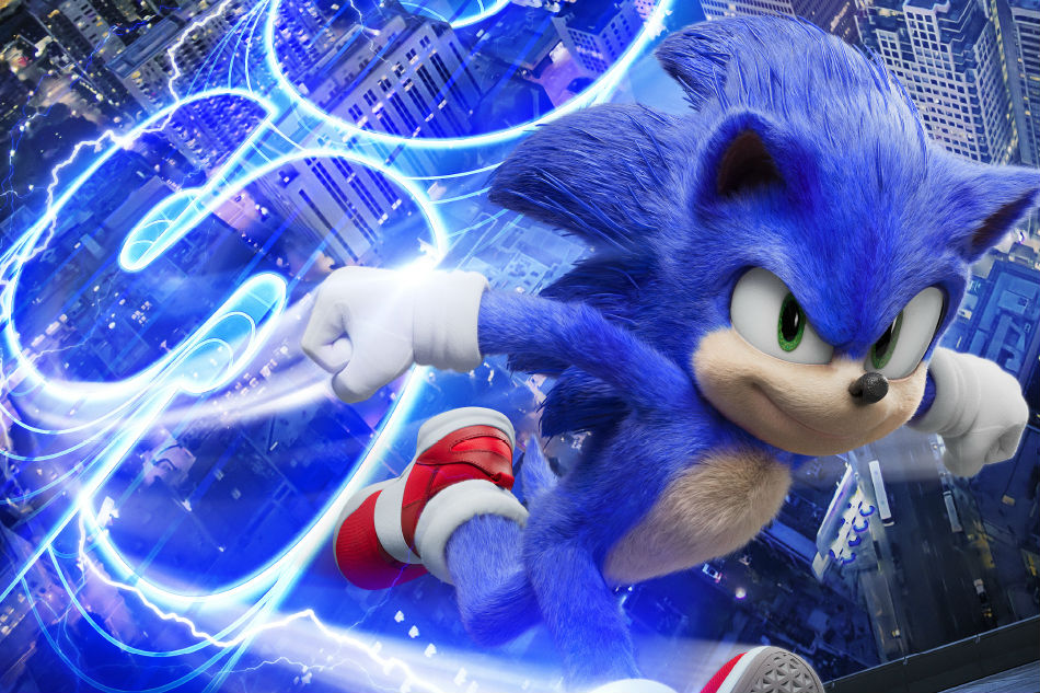Watch New Sonic The Hedgehog Trailer Redesigns Title Character Abs Cbn News