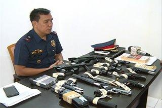 Dealer umano ng pekeng armas arestado sa Cebu