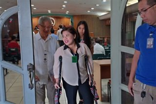 Ex-Isabela governor Padaca found guilty of graft, malversation