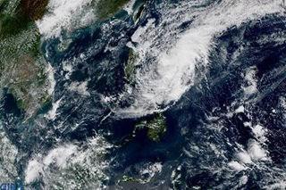 PAGASA: Ramon starts to move over PH Sea after hours near stationary