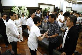 Palace mourns death of Gokongwei matriarch