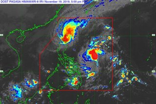 Signal No. 3 still up over northern Cagayan due to slow-moving 'Ramon'