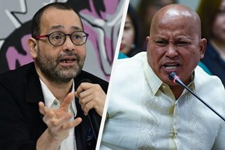 Bato as CHR chief? Anyone 'independent' can lead rights body - Gascon