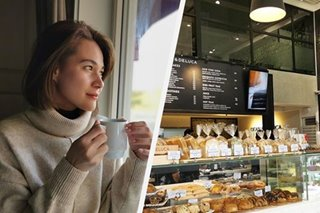 Actress-turned-café owner: Bea Alonzo brings Dean & DeLuca to QC