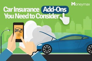 Car insurance add-ons you need to consider
