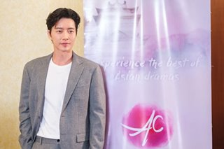 What Park Hae Jin says about filming in PH, wanting to see Bacolod