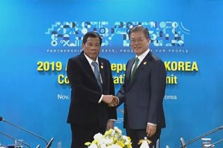 PH, South Korea affirm to strengthen bilateral ties