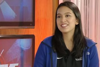 Kat Tolentino returns for Ateneo Lady Eagles