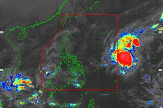 PAGASA: Kammuri 'almost stationary', stops advance towards PH