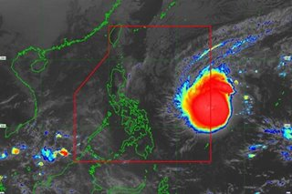 Typhoon Kammuri still strong but slows down, less likely to be super typhoon