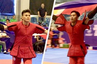 SEA Games: Pinoys continue sterling showing in arnis