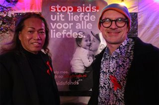 World AIDS Day: Dutch-Filipino salon donates proceeds to AIDS charities