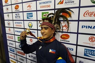 SEA Games: PH arnis whips up storm with 2 more golds