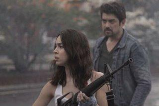 Julia Barretto, siniguro na tuloy ang zombie movie na 'Block Z'