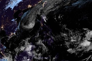 PAGASA: Tisoy expected to exit Philippines by Thursday