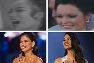 'Look back' sa mga Pinay na naging Miss Universe