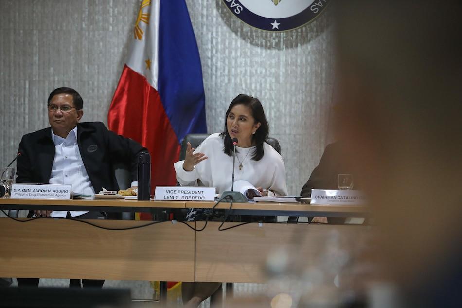 Robredo drug war report out next week