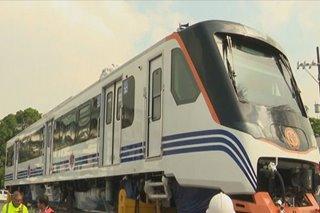 Mga bagong tren ng PNR mula Indonesia ipinasilip