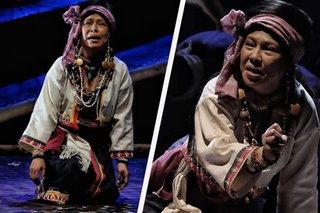 Tex Ordonez-De Leon shines in mesmerizing 'Lam-Ang' musical
