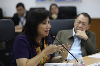 PDEA chief denies asking Robredo to stay as drug war co-chair