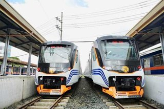 PNR deploys new Indonesian-made trains