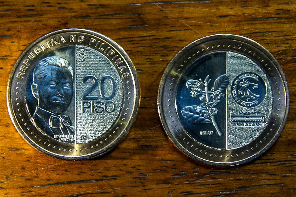 Why Bangko Sentral redesigned P20, P5 coins 1
