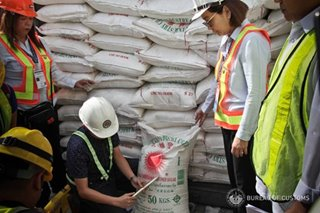 Customs seizes P54-M worth of misdeclared sugar from China