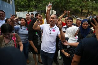 Widower says to go after acquitted Maguindanao massacre suspect Sajid Ampatuan